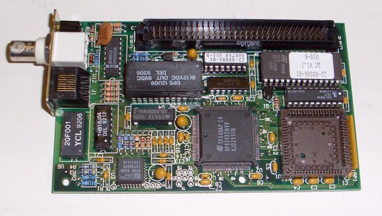 Picture of: apple macintosh lc 475 performa 476 quadra 605 ethernet card and tech talk, comments, help & reviews.