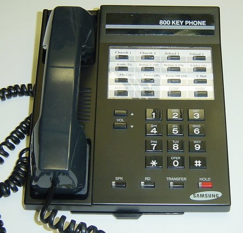 Picture of: samsung key phone 800 prostar 816 pbx/ksu system and tech talk, comments, help & reviews.