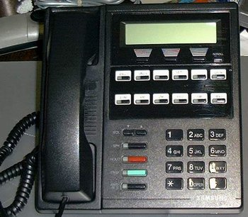 Picture of: samsung prostar dcs compact system phone 12b 12 lcd and tech talk, comments, help & reviews.