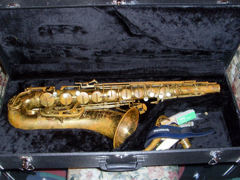 Picture of: the selmer company signet saxophone sax and tech talk, comments, help & reviews.