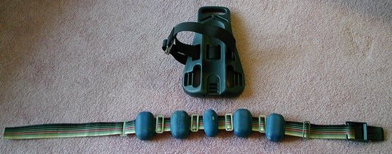 Picture of: scuba diving weights belt,backpack tank holder and tech talk, comments, help & reviews.