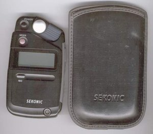 Picture of: light meter sekonic l-308 flashmate (not working) and tech talk, comments, help & reviews.