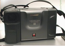 Picture of: sharp vl-e66u 8mm viewcam camcorder parts or fix and tech talk, comments, help & reviews.