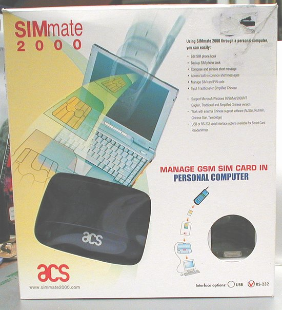 Picture of: simmate 2000 gsm cell phone sim card reader and tech talk, comments, help & reviews.