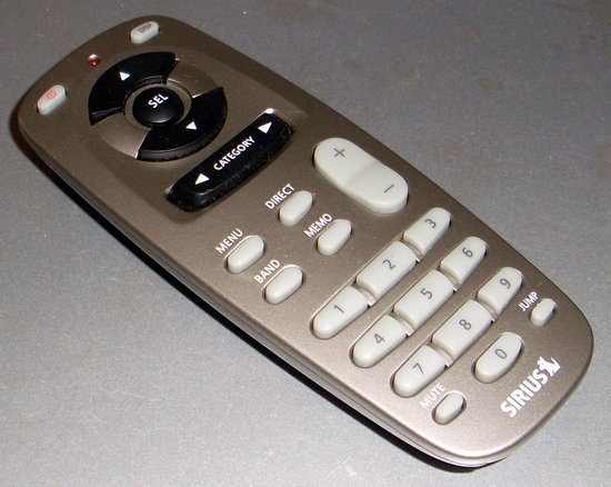 Picture of: sirius satellite radio mx car remote control for stratus 4 sv4 and tech talk, comments, help & reviews.
