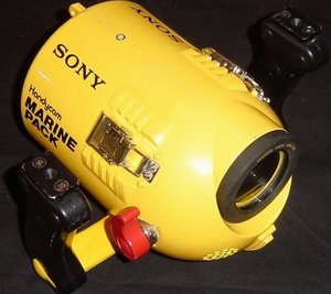 Picture of: sony mpk-m8 underwater housing marine pack watertight case for camera ccd m8u and tech talk, comments, help & reviews.