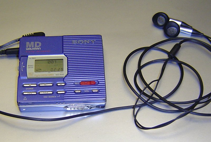 Picture of: sony mzr90 minidisc player recorder mz-r90 mini disc and tech talk, comments, help & reviews.