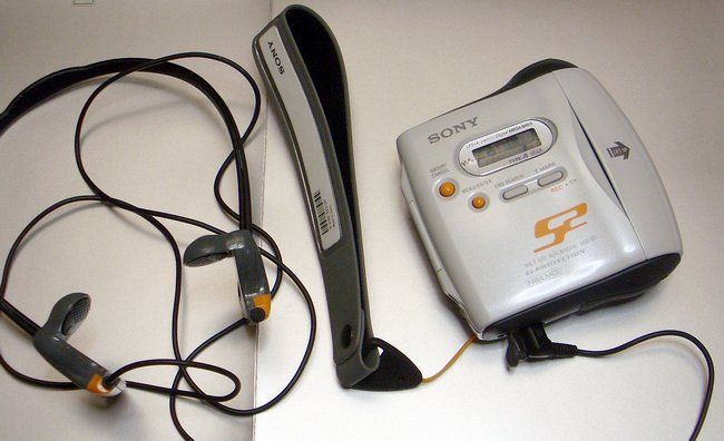 Picture of: sony sports walkman portable md minidisc player mz-s1 mini disc and tech talk, comments, help & reviews.