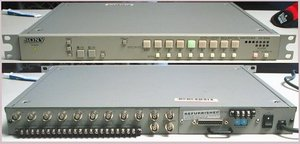Picture of: sony intelligent sequential video switcher ys-s100 and tech talk, comments, help & reviews.