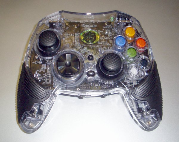 Picture of: pelican xbox spirit wireless controller and tech talk, comments, help & reviews.
