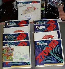 Picture of: syquest 270mb 3.5in cartridges 9 disks 3.5  and tech talk, comments, help & reviews.