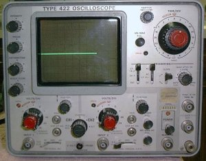Picture of: tektronix 422 oscilloscope tek 422 scope parts and tech talk, comments, help & reviews.