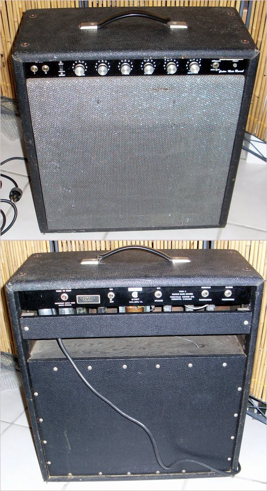 Picture of: vintage traynor ygm-3 vacuum tube valve guitar amplifier amp reverb tremolo and tech talk, comments, help & reviews.