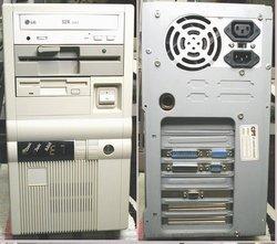 Picture of: vintage 486 dx2 66 pc computer vl vesa bus 1.2 fdd dos gaming
