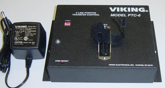 Picture of: viking ptc-6 6-line positive transfer control adds and tech talk, comments, help & reviews.