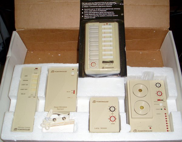 Picture of: x-10 wireless alarm system ss5400 remote rt504 x10  and tech talk, comments, help & reviews.