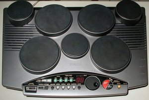 Picture of: yamaha dd-50 (digital percussion) and tech talk, comments, help & reviews.