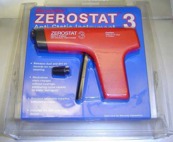 Picture of: zerostat 3 discwasher anti static gun records lp and tech talk, comments, help & reviews.
